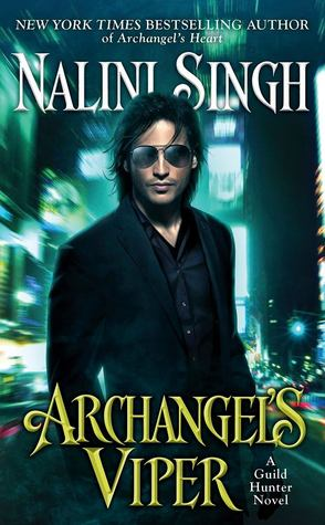 Cover for Archangel's Viper by Nalini Singh