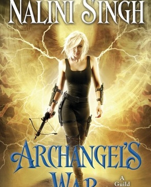Cover for Archangel's War by Nalini Singh