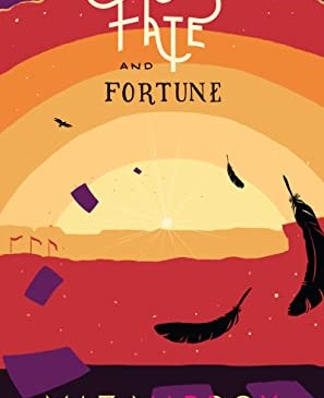Cover for Fate & Fortune by Maz Maddox