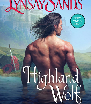 Cover for Highland Wolf by Lynsay Sands