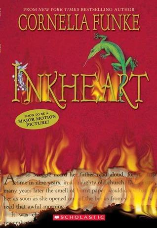 Cover for Inkheart by Cornelia Funke