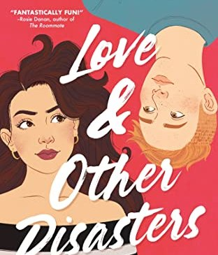 Cover for Love & Other Disasters by Anita Kelly
