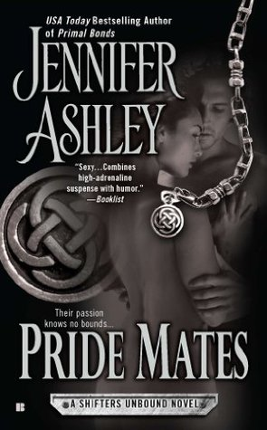 Cover for Pride Mates by Jennifer Ashley