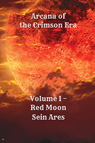 Cover for Red Moon by Sien Ares