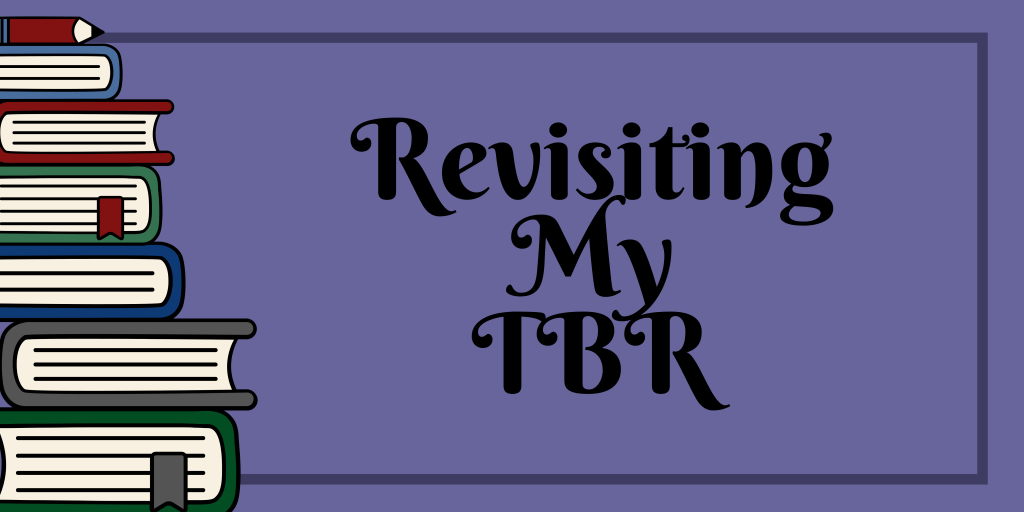 Banner for Revisiting My TBR