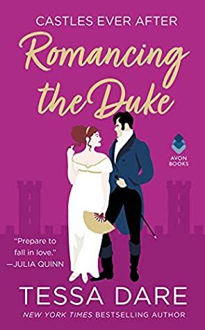 Cover for Romancing the Duke by Tessa Dare