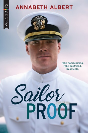 Cover for Sailor Proof by Annabeth Albert