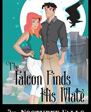 Cover for The Falcon Finds His Mate by Candace Colt