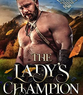 Cover for The Lady's Champion by Marie Lipscomb