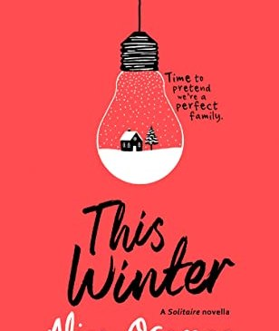 Cover for This Winter by Alice Oseman