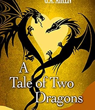Cover for A Tale of Two Dragons by G. A. Aiken