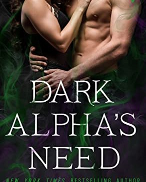 Cover for Dark Alpha's Need by Donna Grant