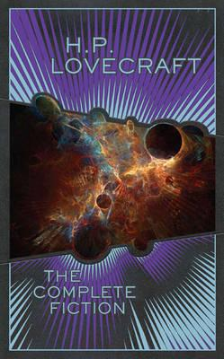 Cover for H. P. Lovecraft The Complete Fiction