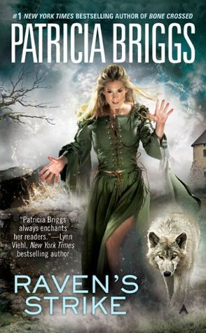 Cover for Raven's Strike by Patricia Briggs