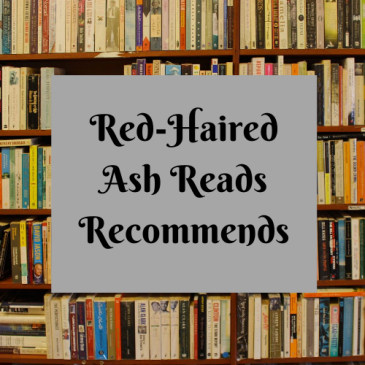 Red-Haired Ash Read Recommends logo