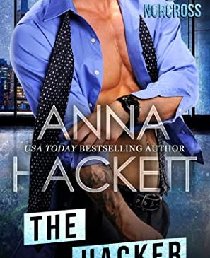 Cover for The Hacker by Anna Hackett